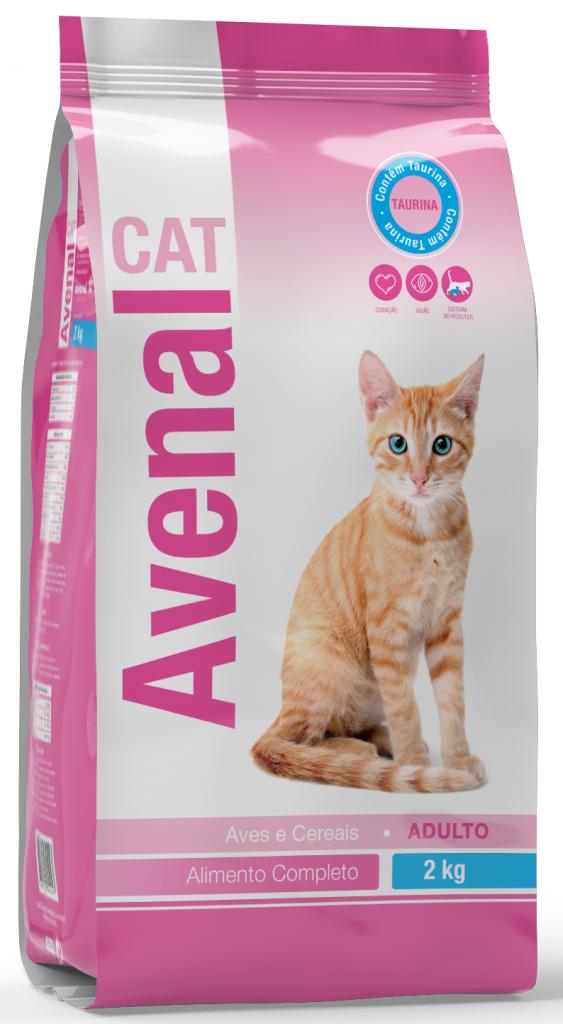 AvenalCat Carne 2 Kg